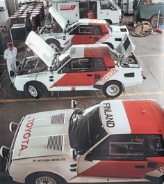 Classic Car News Pics And Videos From Around The World Toyota Celica, Toyota Cars, Classic Japanese Cars, Classic Cars, Sport Cars, Race Cars, Rally Raid, Japan Cars, Retro Cars