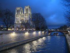 Parijs Seine met Notre Dame en heel veel meer te zien in de stad van de kunst