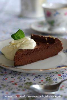 brownie sem açucar