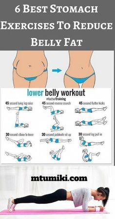 Lower Belly Workout, Loose Belly Fat Workout, Belly Fat Burner Workout, Reduce Stomach Fat Exercises, Workout For Flat Stomach, Belly Fat Exercises, Belly Pooch Workout, Lose Fat Workout, Best Exercise For Stomach