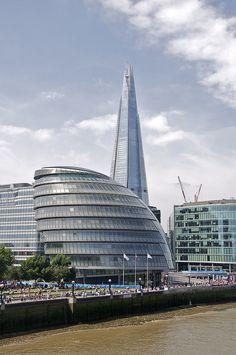 City Hall, Southwark, London Photo by Martin Pettitt on Flickr (cc)
