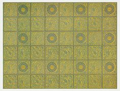 Diaper pattern (1870) by William Morris. Original from The Smithsonian Institution. Digitally enhanced by rawpixel. | free image by rawpixel.com Floral Illustrations, Botanical Illustration, William Morris Patterns, Classical Art, Background Vintage, Free Image, Vintage Patterns, Art Nouveau, Cool Photos