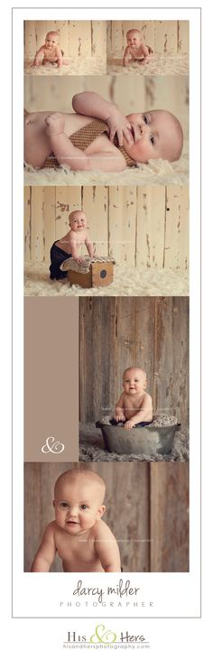 8 months | photographer Darcy Milder | His & Hers
