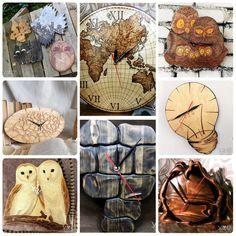 Ретроспектива часов от VZBRELO – Ярмарка Мастеров