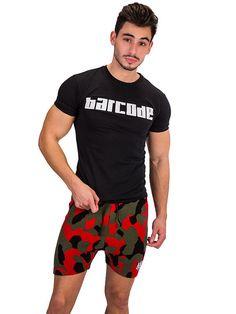 Barcode Berlin, T-Shirt Fan, schwarz, 91323/100, sexy, brandneu