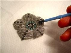 The Secret Ingredient to Firm and Protect Beadwork - Daily Blogs - Blogs - Beading Daily
