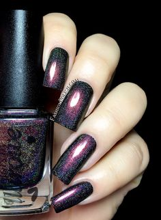 Fashion Polish: Colors by Llarowe Fall collection - Obsession (limited edition)