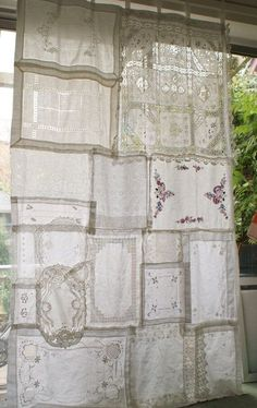 Vintage Patchwork for Shabby Chic Charm