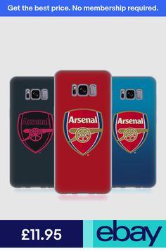 d3a485ba9e2 OFFICIAL ARSENAL FC 201718 CREST KIT SOFT GEL CASE FOR SAMSUNG PHONES 1