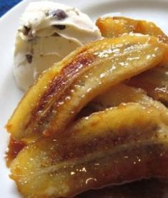 Fried Bananas Dessert Recipe..Oh Ma Word so gonna try this!!