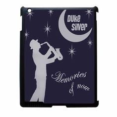 The Duke Silver Trio Parks Three iPad 4 Case