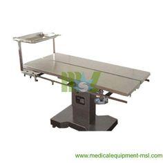 Animal surgical table - MSLVT03