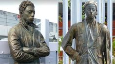 Brixton station's 'first' black history statues listed #brixton #station #first #black #history #statues #listed