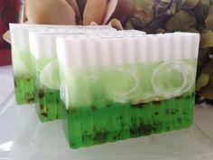 Eucalyptus Mint Soap Glycerin Soap Soap by SeasideSoapKitchen