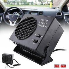 Consumer Electronics Inventive 360 Degrees Portable 12v 150w Car Heater Car Electric Heater Glass Defogging