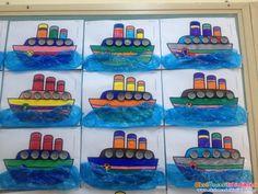 Okul öncesi etkinliklerin tüm yönleriyle incelendiği ve okul öncesi eğitim hakkında her türlü etkinliklerin paylaşım merkezidir. Preschool Learning Activities, Preschool Activities, Diy And Crafts, Crafts For Kids, Arts And Crafts, Transportation For Kids, Opening Day, Kids Boxing, Pictures To Paint
