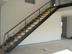 fabriquer un escalier en fer et bois - Recherche Google