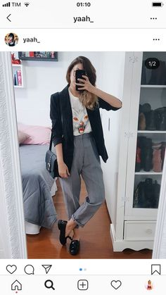 11 Relaxed but professional outfits for college and work - Fashion Outfits Summer Work Outfits, Casual Work Outfits, Blazer Outfits, Mode Outfits, Office Outfits, Work Attire, Work Casual, Trendy Outfits, Fall Outfits