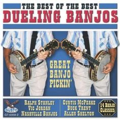 Pretty flowers steve martin on the banjo vince gill and dolly dueling banjos curtis mcpeake audio cd mightylinksfo Images