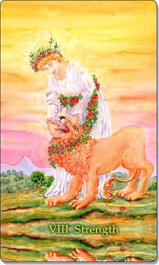 Tarot Symbolism of the Strength Card