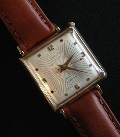 Vintage Hamilton Victor Watch (Retroworx Collection)
