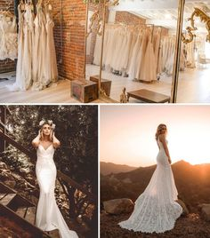 6d5f6f989f2 Tendance Robe du mariée 2017 2018 - Where to Shop for a Wedding Dress in Southern  California    Boho Modern Bride lo.