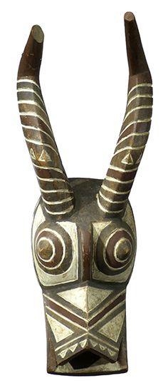 Bobo Animal Mask 2, Burkina Faso