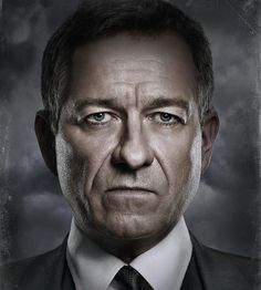 Gotham TV Show: What's Up With Alfred Pennyworth? - The first episode of Gotham was great, but Alfred Pennyworth's character raised a few eyebrows. I will admit though, I like this version. Gotham Bruce, Gotham Batman, Alfred Gotham, Batman Universe, Dc Universe, Rock Roll, Catwoman, James Gordon, Sean Pertwee