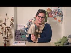 Gehaakte Lappenpoppen: Tutorial Lijf Haken - A la Sascha - YouTube
