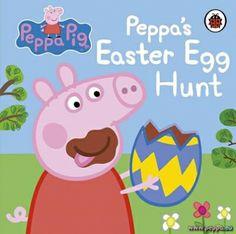 Peppa pig pasqua con le uova