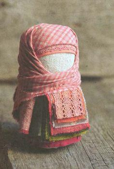 "Народные куклы ручной работы. Ярмарка Мастеров - ручная работа Кукла-крупеничка ""Лукерья"". Handmade."