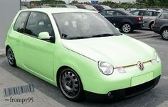 VW Lupo by frompy95