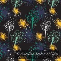 Dandelion - Anneline Sophia Designs