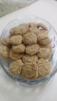 Tahinli,susamlı kurabiye     melisababy.blogspot.com