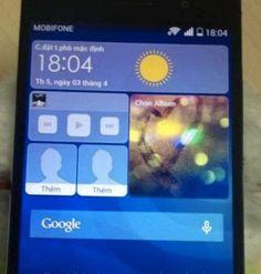 Reveladas imagens do Huawei Ascend P7