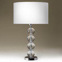 75060 | Schnöbel Kristall Tischleuchte