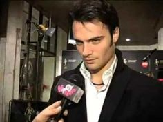 GIULIO BERRUTI - VIPPANDO LOVE THIS VIDEO BB =)  Wait for it!!!!  Cant understand him... but one word..even his voice is HOT!