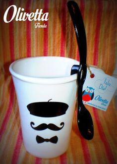Jarro Mustachio Bucket, Happy, Buckets, Aquarius
