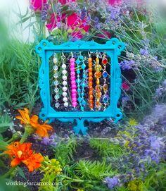Working for Carrots: Bohemian Boho Hippy Chic Gypsy Garden