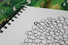 SØHESTEN: DIY - Tegn et mønster #4