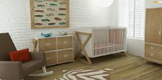 Boy Nursery Design Ideas, Pictures, Remodel, and Decor - page 14