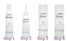 Cadiveu Professional Detox Hair System