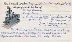 Butterscotch Pie in a Crust Tupperware Pie Crust Recipe, Pie Dough Recipe, Tupperware Recipes, Pie Crust Recipes, Cookbook Recipes, Baking Recipes, Pie Crusts, Butterscotch Pie, Perfect Pie Crust