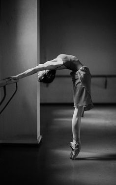 Ballet #bw black and white photography