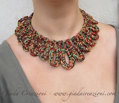 'Taipa' - Tribal collar