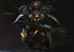 ArtStation - Art of War: Red Tides_226, yang qi917
