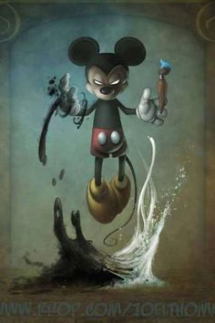Awesome epic mickey