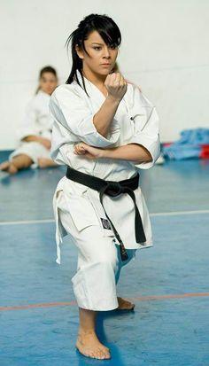 Karate girls Nude Photos 14