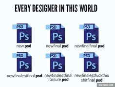 Every Designer in The World