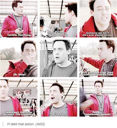 My all time favorite character from teen wolf haha. He just cracks me up every time